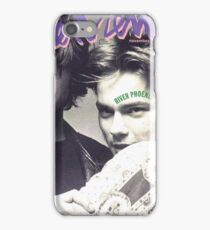 River Phoenix and Keanu Reeves (Interview Magazine) iPhone Case/Skin