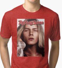 River Phoenix (Rolling Stone Magazine) Tri-blend T-Shirt