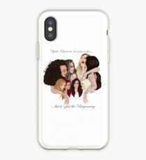 It's just the beginning - LM iPhone Case