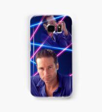 Laser Duchovny Samsung Galaxy Case/Skin
