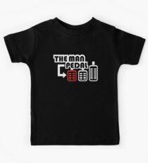 The Man Pedal (1) Kids Tee