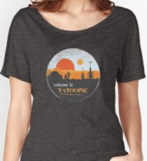 Welcome to Tatooine Women's Relaxed Fit T-Shirt