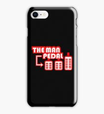 The Man Pedal (6) iPhone Case/Skin