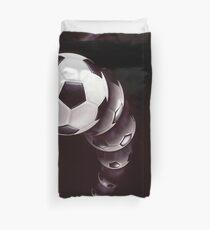 Play Soccer! Duvet Cover