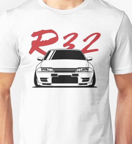 Skyline R32 GTR Unisex T-Shirt