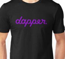dapper (5) Unisex T-Shirt