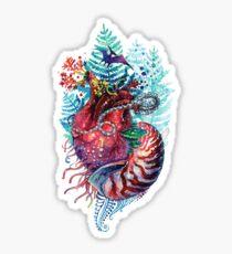 Ancient Heart Sticker