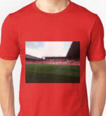 Manchester united - stretford end Unisex T-Shirt