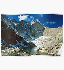 Chasm Lake Poster