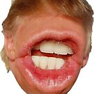 Trump All Mouth by Thelittlelord
