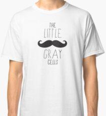 Poirot - The Little Gray Cells Classic T-Shirt