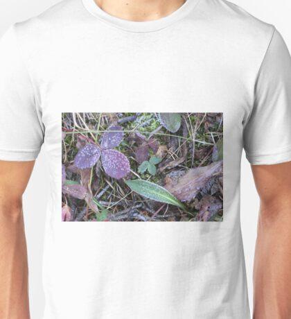 First Frost Unisex T-Shirt