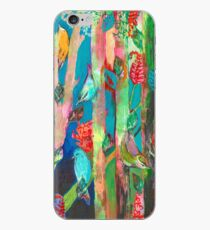 Forest of Birds iPhone Case