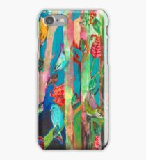 Forest of Birds iPhone Case/Skin