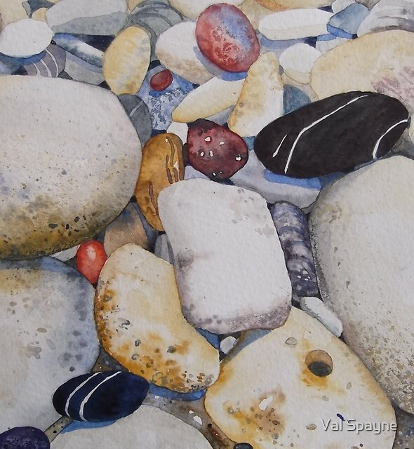 Washed Ashore by Val Spayne