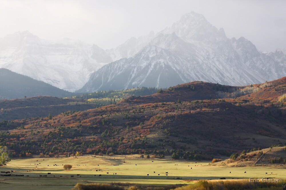 Ghost Mountains by Eric Glaser