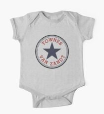 Townes Van Zandt Lone Star State One Piece - Short Sleeve