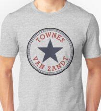 Townes Van Zandt Lone Star State Unisex T-Shirt