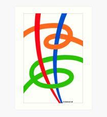 ENCIRCLEMENT Art Print