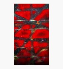Red Scare Photographic Print