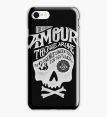 Amour iPhone Case/Skin