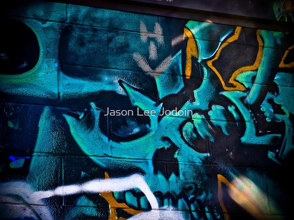Combat Zone by Jason Lee Jodoin