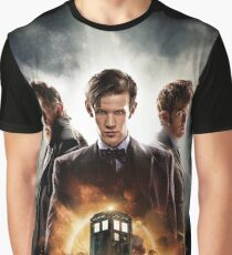 Day of the Doctor Graphic T-Shirt
