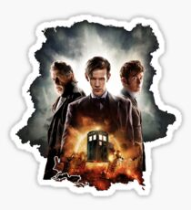 Day of the Doctor Sticker