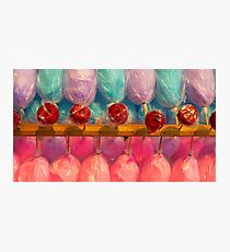 I Want Candy Photographic Print