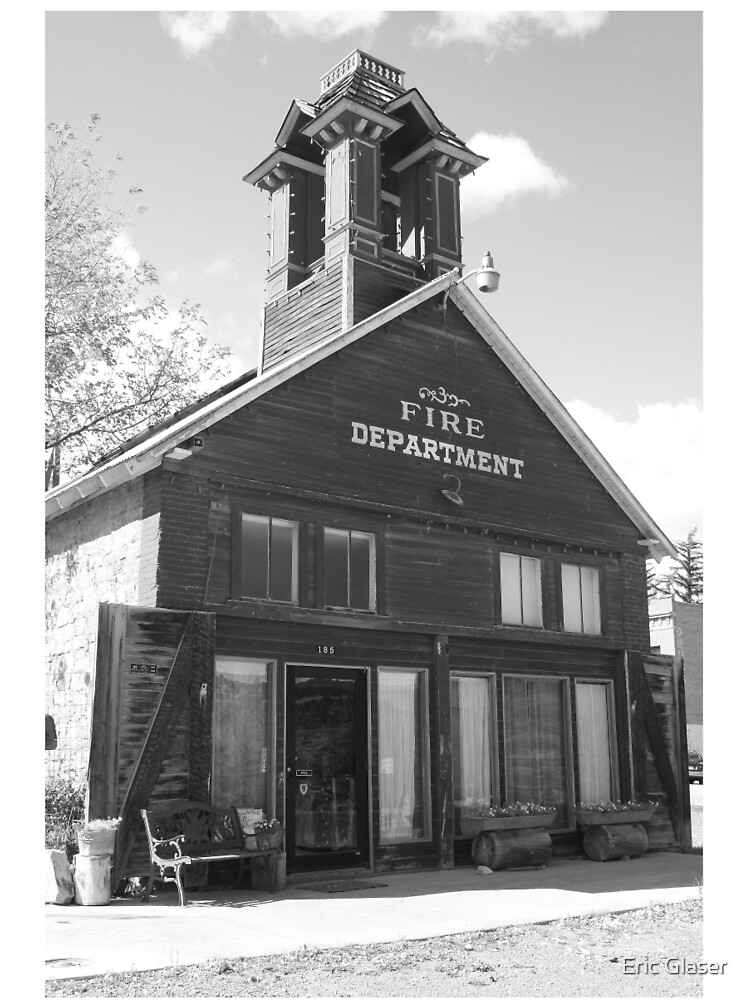 8edcc7dd577 The Old Ridgway Firehouse
