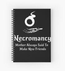 Cuaderno de espiral Mazmorras y Dragones Nigromancia