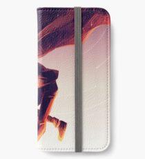 Star Decke Keith iPhone Flip-Case/Hülle/Klebefolie