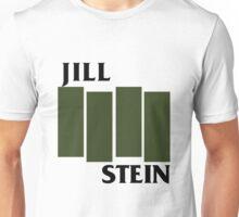 Jill Stein Black Flag (Army Green) Unisex T-Shirt