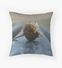 Here and.. There Throw Pillow