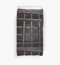 Cell window Duvet Cover