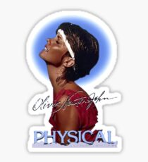 Olivia Newton-John - Let's Get Physical Sticker