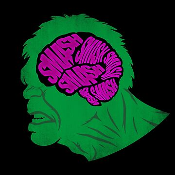 Brain Smash by popnerd