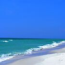 Shell Island Panama City Florida by raindancerwoman