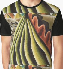 Vintage famous art - Arthur Garfield Dove - Fields Of Grain As Seen From Train Graphic T-Shirt