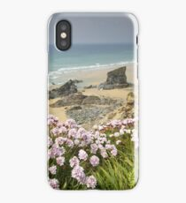 Cornwall - Bedruthan Steps iPhone Case