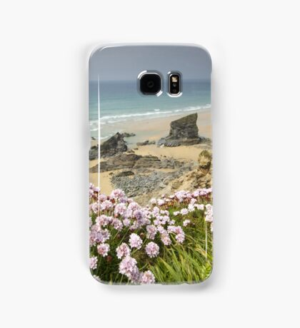 Cornwall - Bedruthan Steps Samsung Galaxy Case/Skin