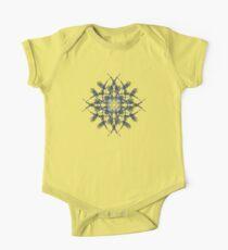 Barbed Blue - Fractal Art design Kids Clothes