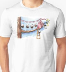 Its a circus up there T-Shirt