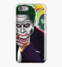 LIFE'S A JOKE, DIE LAUGHING iPhone Case/Skin