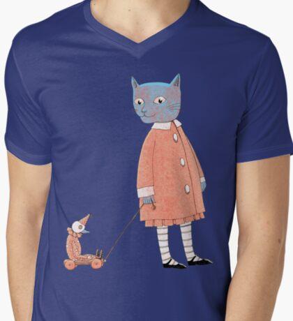 Cat Child Takes a Walk T-Shirt
