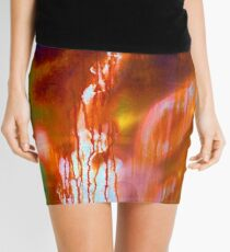 Cry Me A River Mini Skirt