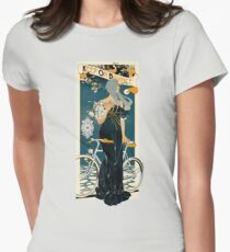 Keep on Balance Womens Fitted T-Shirt