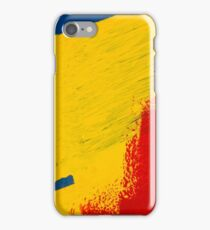 Primary Two iPhone Case/Skin