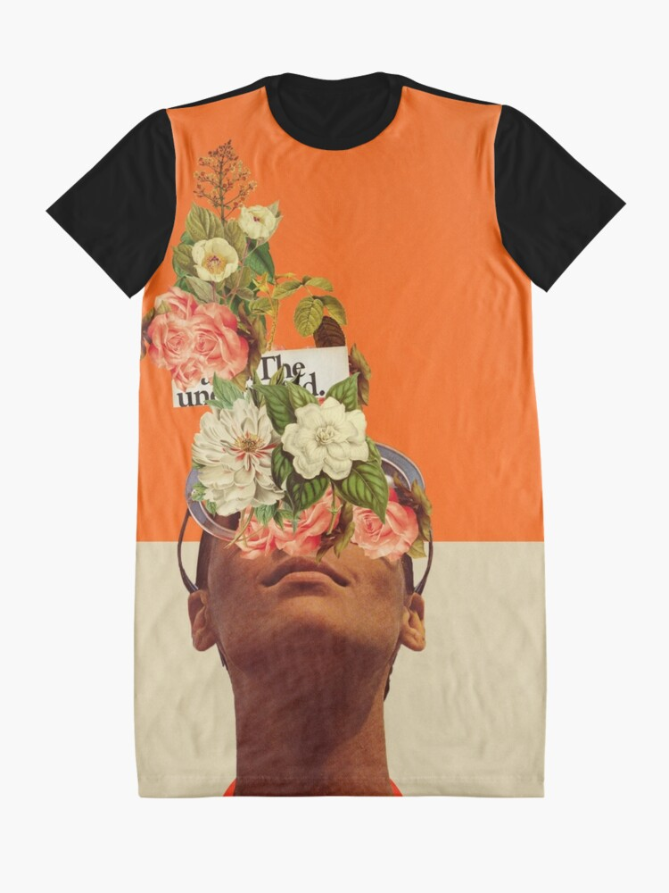 Alternate view of The Unexpected Graphic T-Shirt Dress