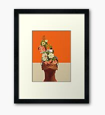 The Unexpected Framed Print